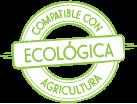 Utilizable en agricultura ecológica